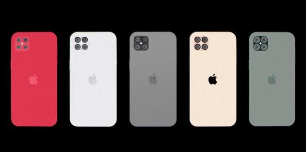 iPhone12基本确定!配置外观几乎全部揭晓,价格太感人