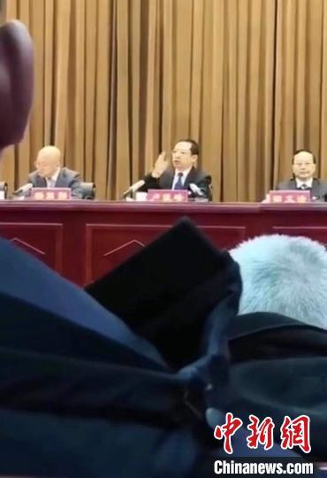 """山西""""区委书记为企业家撑腰"""":纪检政法应急""""铁军""""撑企"""