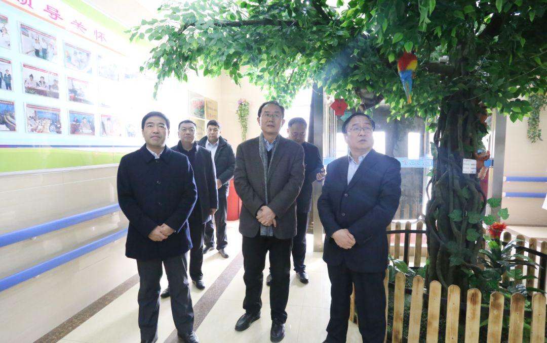 华北理工大学中医学院领导莅临市九院调研工作|
