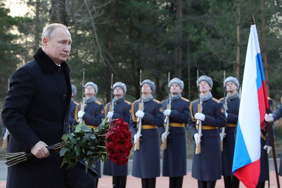 """二战老兵希望普京成为""""终身总统"""",普京却回忆起苏联历史"""