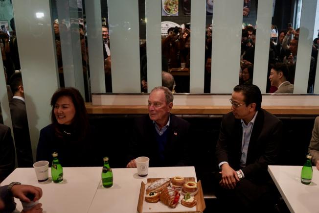 绝望之塔99美大选富豪候选人:美国必须正视中国