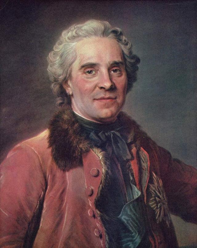 法军六位大元帅之一:莫里斯·德·萨克斯