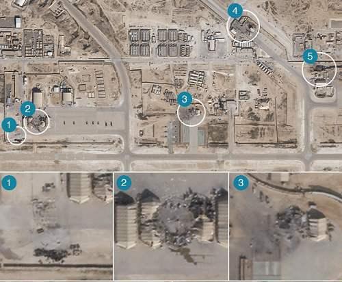不是零伤亡!美军公布伊朗导弹报复损失 11名士兵脑震荡