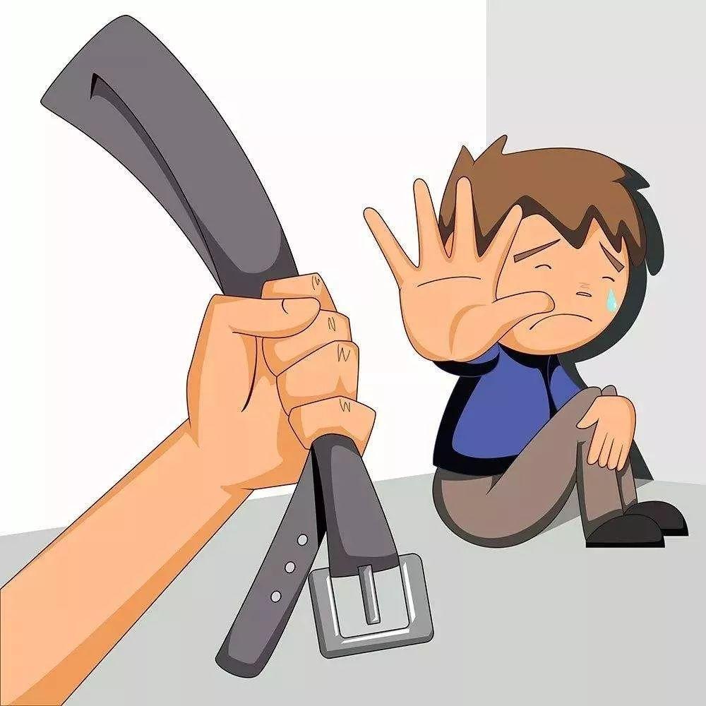 心疼!爸爸把5岁儿子打得遍体鳞伤,只因为…|新闻日志