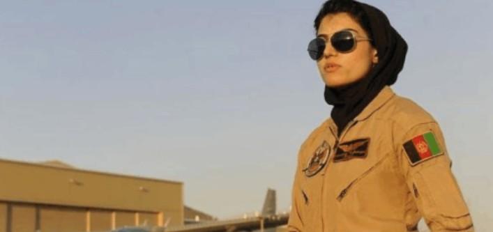 [阿富汗女性不是男人的附属品]