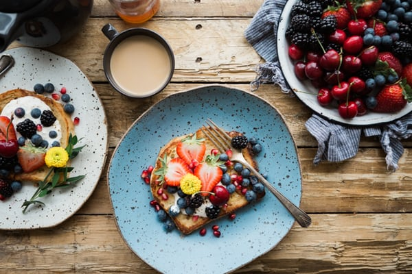 健康过大年 | 不吃早餐易变胖,风险增48%