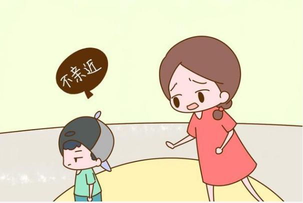 [长大后孩子不亲近父母,小时候几个表现已经说明原因,父母要明白]