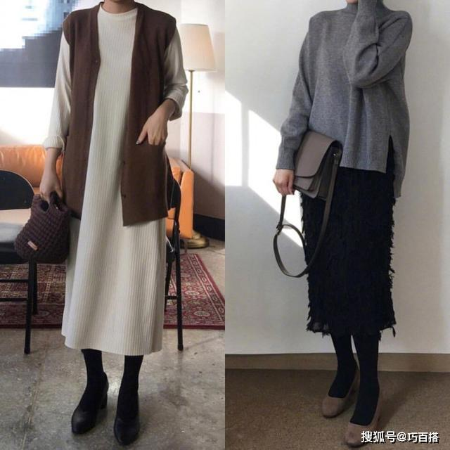 年后上班怎么穿?16套精致实穿的搭配示范,尽显优雅知性气质