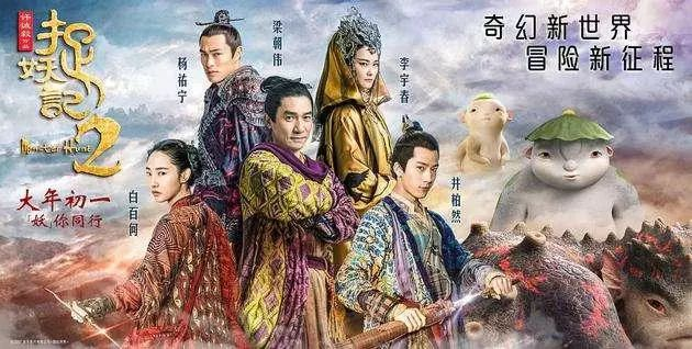 春节影市前瞻:谁能夺冠?谁是黑马?插图(2)