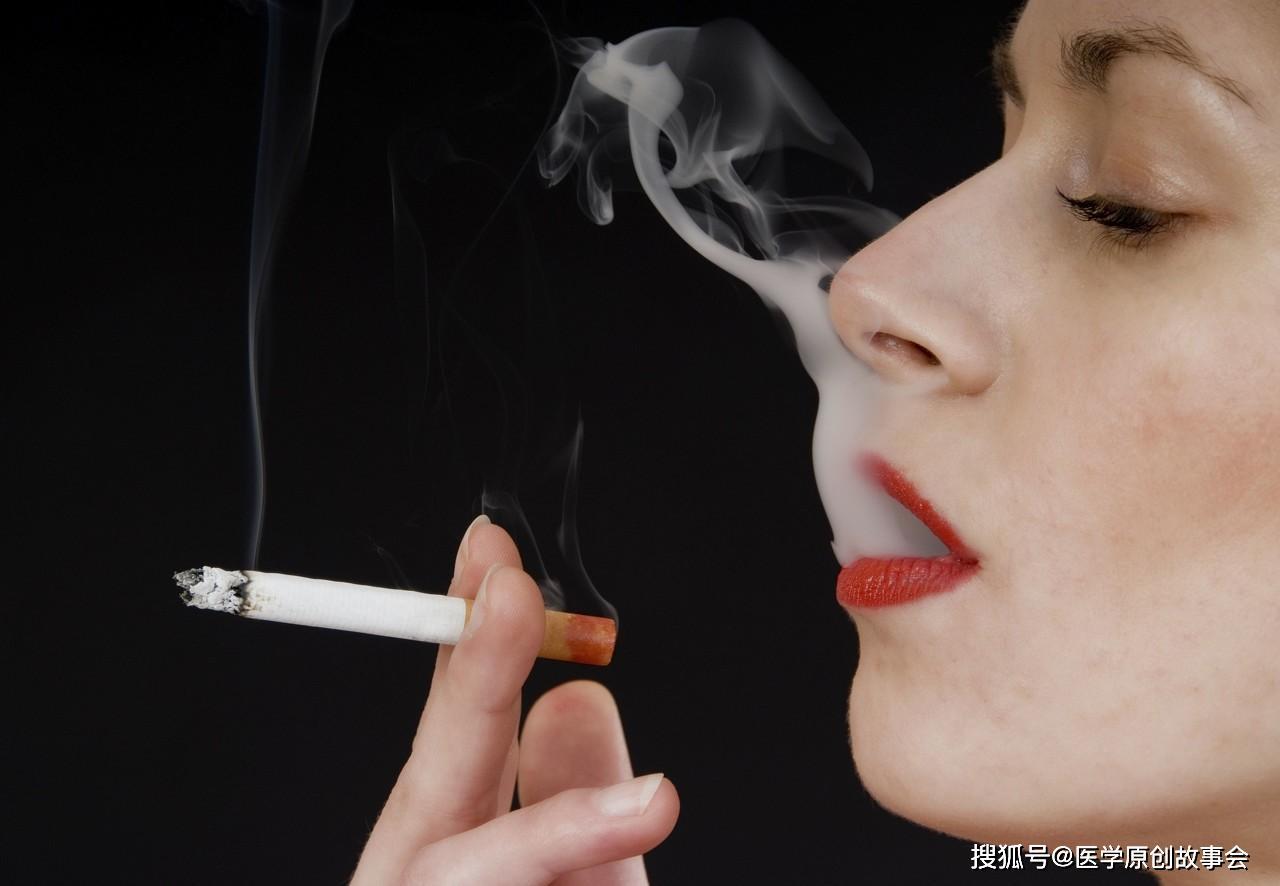 _每天吸多少香烟会诱发肺癌?并不是一包,超过这个范围对肺伤害大