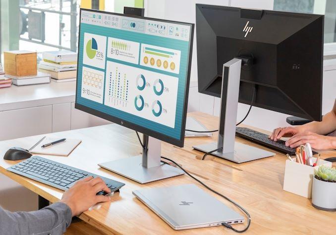 惠普推出两款显示器 搭载100W的输出功率售价最低349美元
