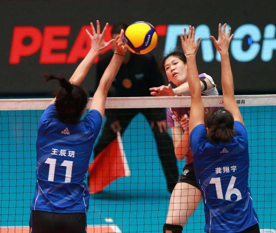 世界杯并非中国女排最强状态