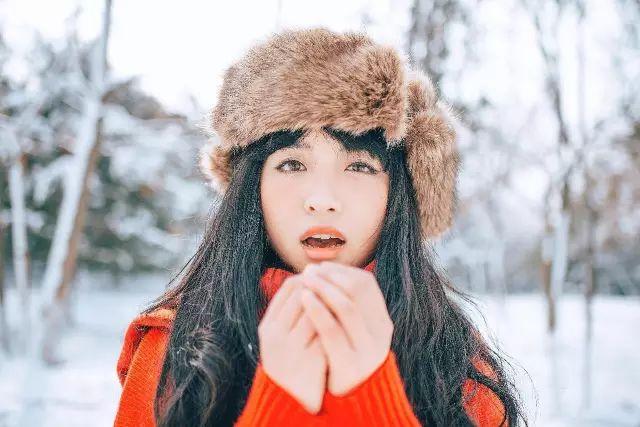 这个冬天,学会这几招,拍照美十倍!