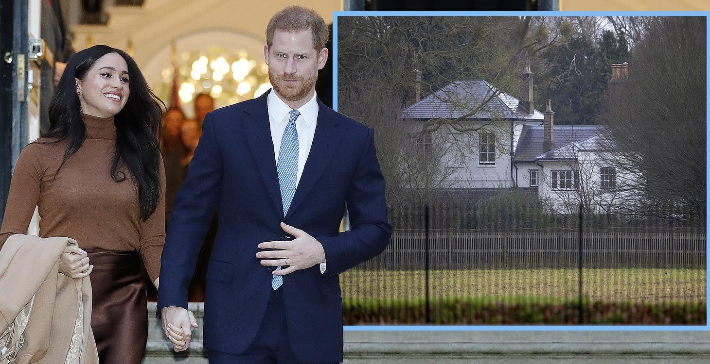 原创 保留但不使用头衔,英女王到底还是给梅根和哈里留了后路