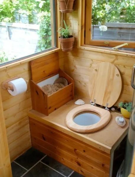 不用水冲的厕所见过了,零排放、无污染的厕所真的有吗?