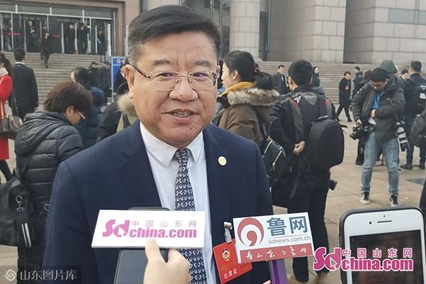 山東省政協委員劉德明:強化金融精準護航 助力民企做大做強