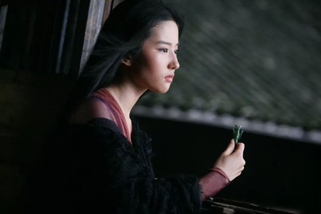 刘亦菲试镜《花木兰》细节曝光!过程很辛苦,其他选手都抱怨导演插图(8)