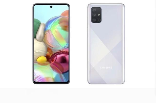 Galaxy A71 5G将正式发售:Exynos 980+方形四摄
