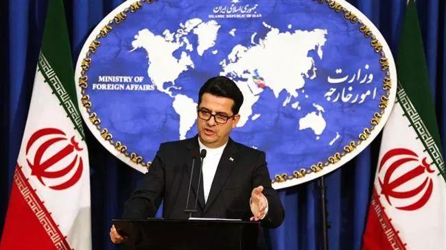 """大明天工伊朗给马克龙上了节""""地理课"""""""