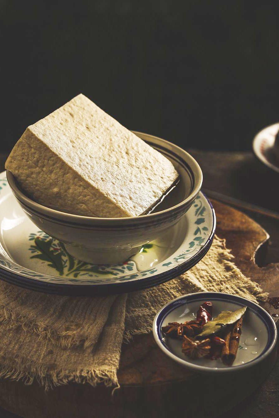 """【幸福年   推磨做豆腐,藏住新年的""""头富""""】"""