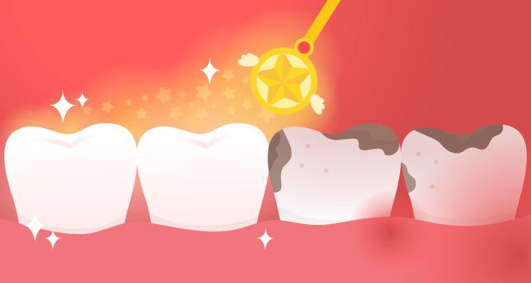 【暖心!医生的魔法棒,治愈了怕看牙的孩子!】