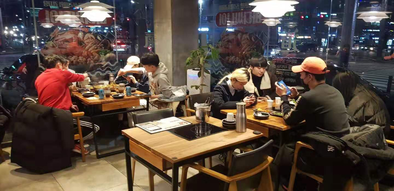 【一顿正宗的韩国脊骨土豆火锅是怎么样的?】