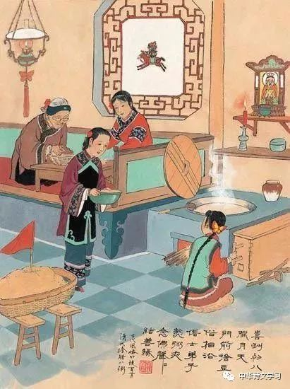 【关于春节的古诗8首,包含丰富知识,可打印给孩子学习!】
