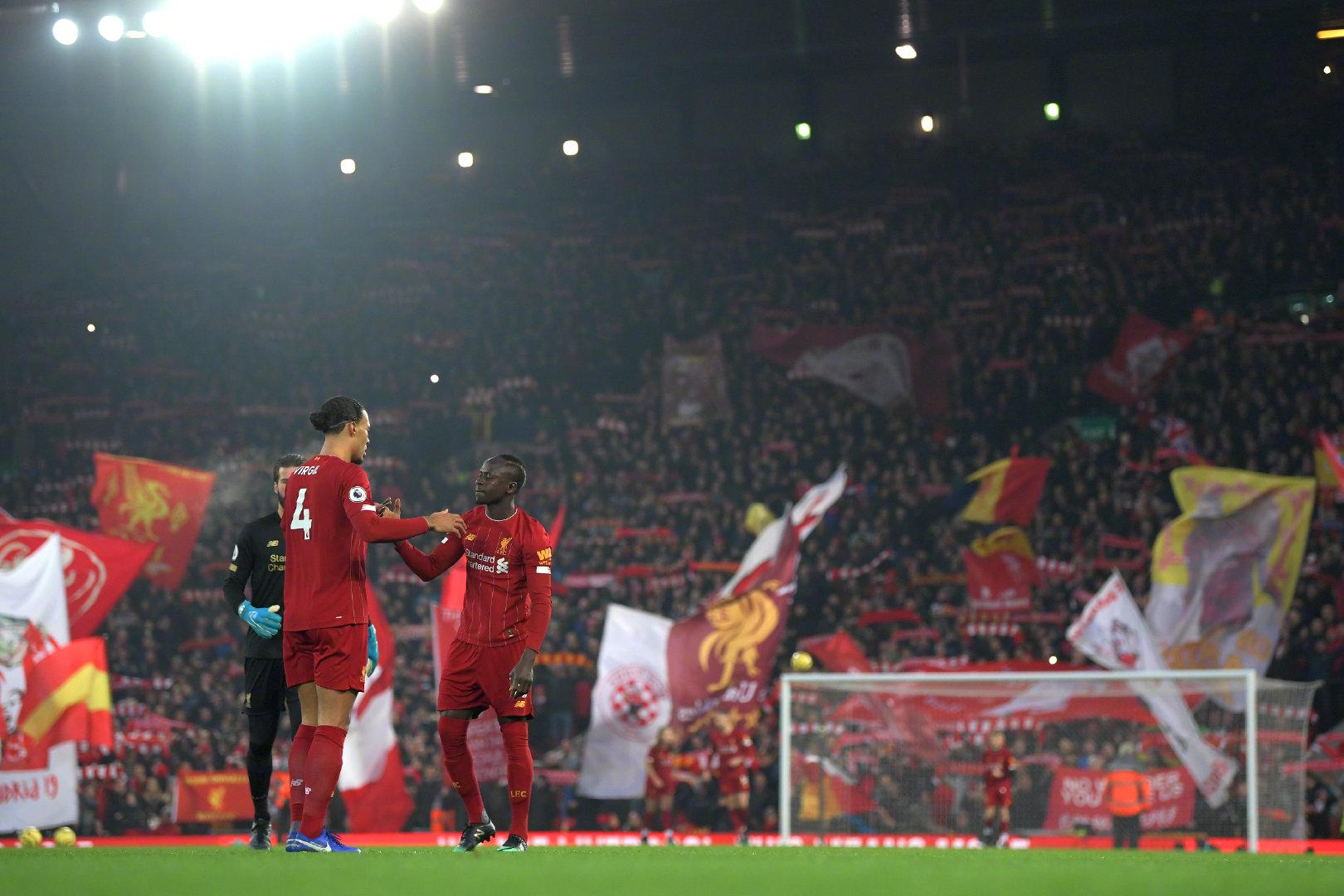 """原创             英超最新积分榜:7豪强仅利物浦赢球,穆里尼奥还有""""一线生机"""""""