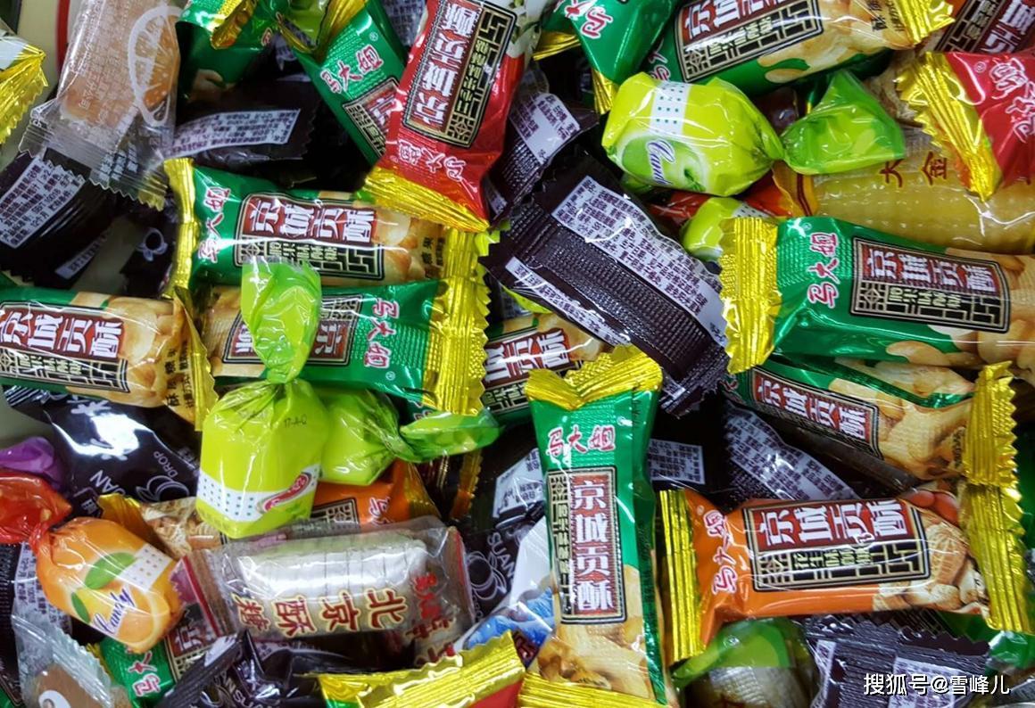 这些经典的糖果你吃过哪些?全都吃过的是70,80后,你们可还记得