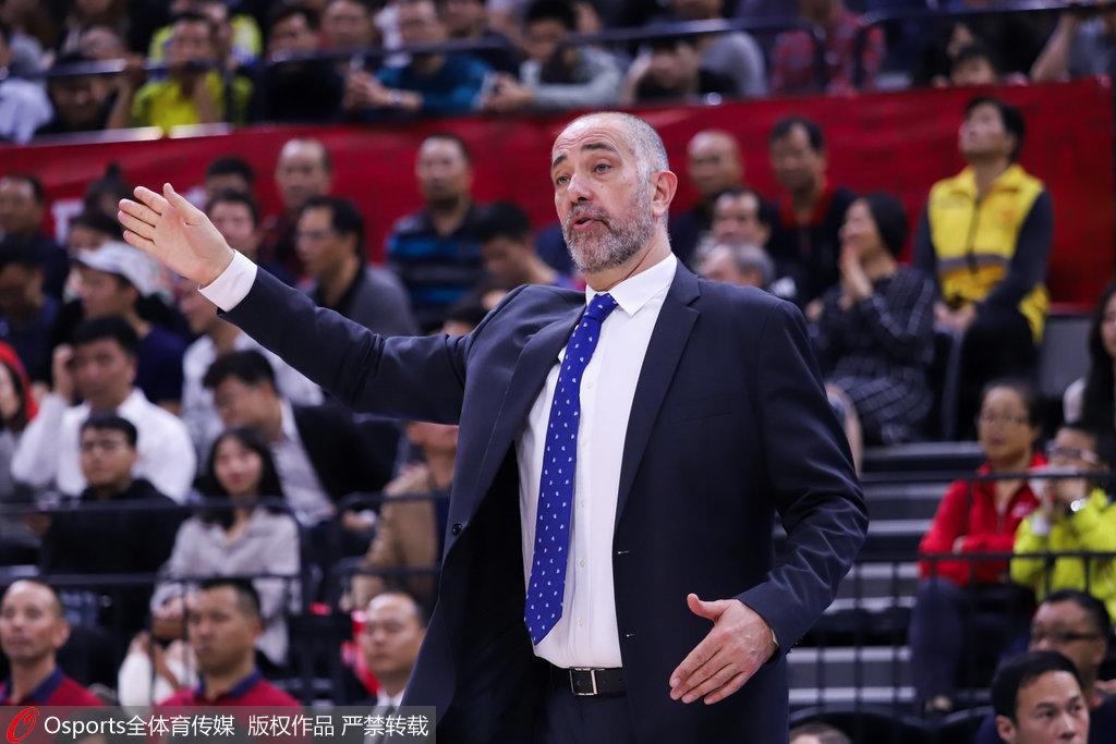 广州官宣主帅胡安下课 前骑士队主教练执教球队