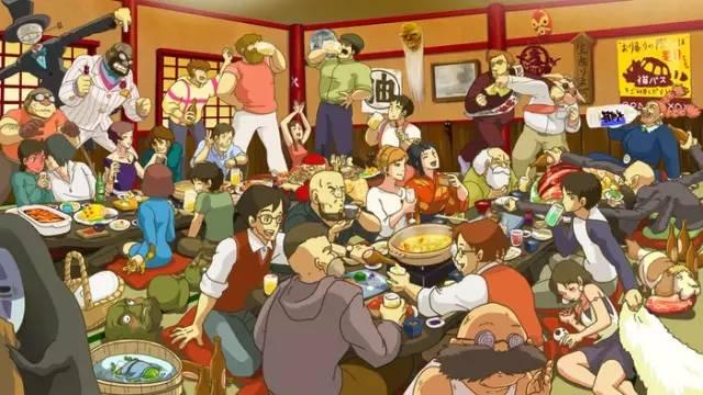 宫崎骏丨魔法菜谱:食物是最温暖的治愈
