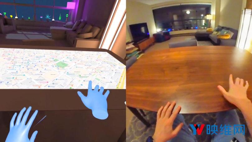 開發者用Oculus Quest將家變成MR游樂場,構建『少數派報告』科幻未來