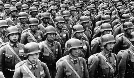 原创             抗日战争,要是有50个师装备德制武器,日军将不堪一击