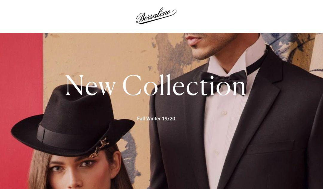起死回生的意大利老牌制帽商 Borsalino 2019年销售1800万欧元,计划今年登陆中国市场_意大利新闻_意大利中文网