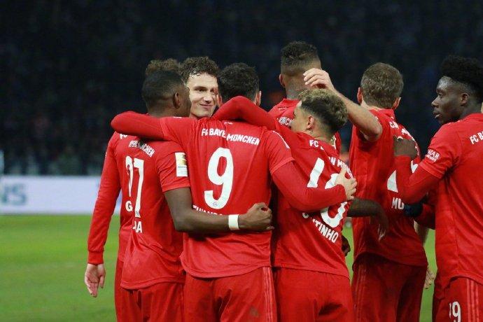 原创            疯狂4-0!德甲卫冕冠军
