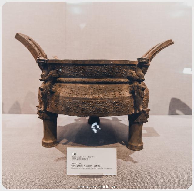 原创            湖北这地级博物馆展品丰富,比故宫有来头,游客:既害怕又想看!