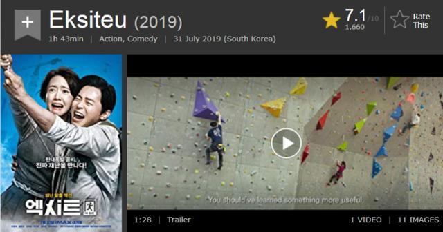 韩国票房狂轰4.69亿,观影人次破942万,林允儿影坛最轰动一次插图(5)
