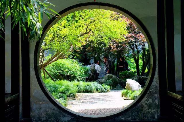 """中国古典园林的造园""""三境"""""""