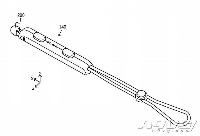 任天堂申请Joy-Con的触摸笔挂件相关专利功能丰富