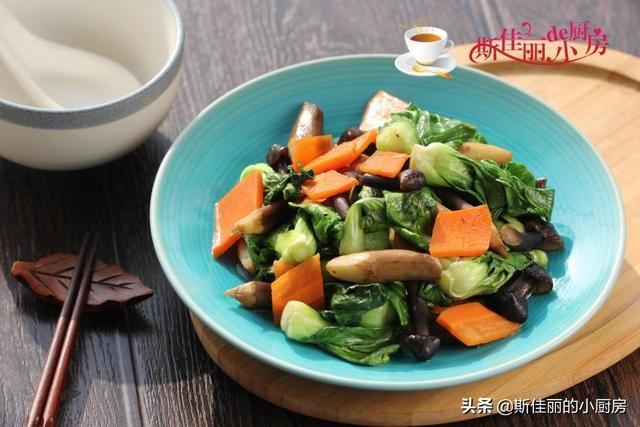 【春节别总老吃肉了,做法简单的10道蔬菜小炒,清爽解腻佳节不长胖】