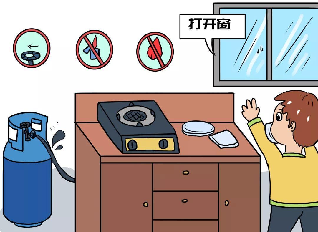_【健康幸福过大年】天冷不想开窗通风,当心煤气中毒!