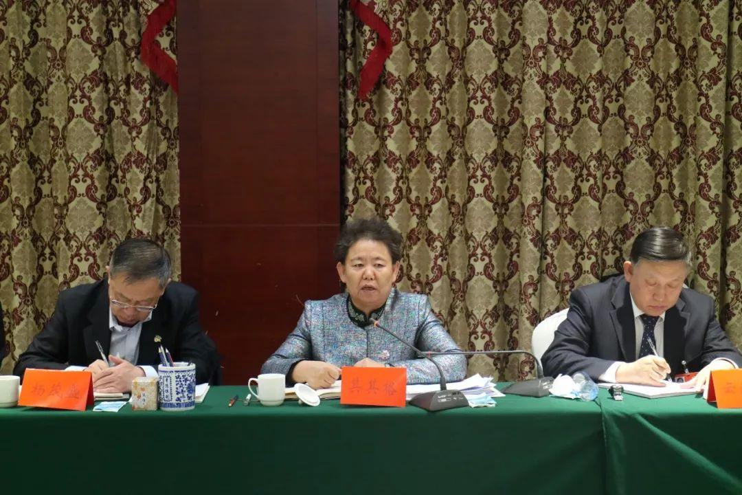 人口资源与环境_青海省zx人口资源环境委员会召开分党组扩大会议暨全体委员