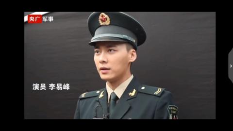 央广军事公开李易峰采访安利小能手再次上线强推炊事班的大馒头