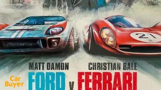 2020奥斯卡热门影片《极速车王》背后,福特VS法拉利的真实故事插图(1)