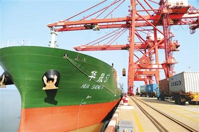 ioicn中国外贸逆势增长亮点多