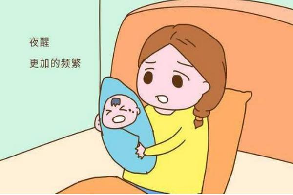 宝宝夜醒频繁怎么办
