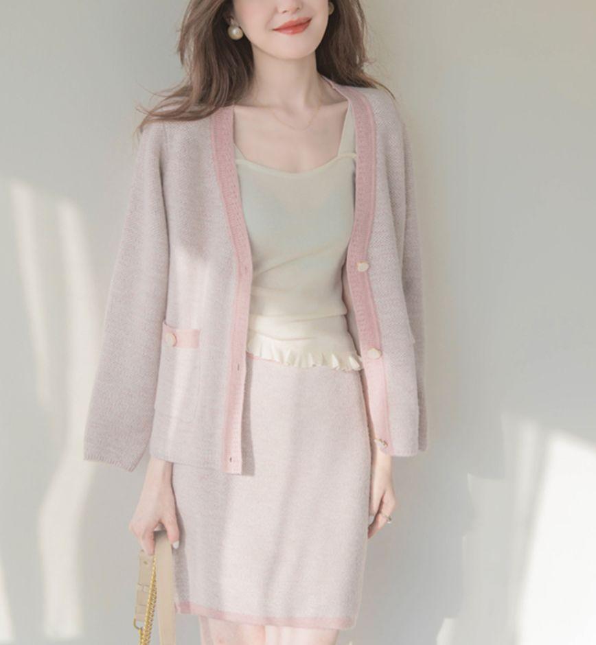满满的高级感又不贵!枫叶橘羊毛大衣、梅子色毛衣、温婉粉花呢半裙,性价比之王来啦~