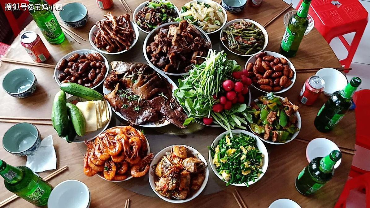 【春节来客不发愁,8道快手菜,超好吃,不易出错零失败】