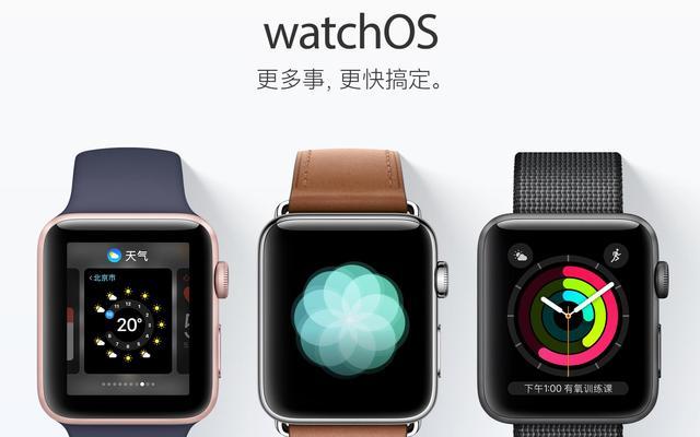 单凭这项功能,智能手表我就只服苹果
