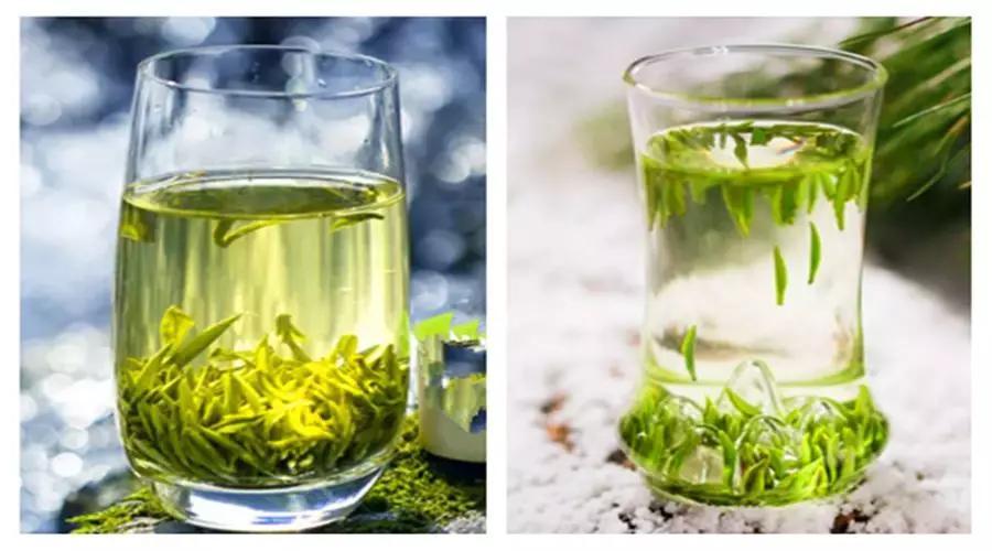 小罐茶和竹叶青,哪家茶企的品牌声量更大?图片